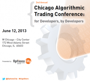 Algo Trading Conference